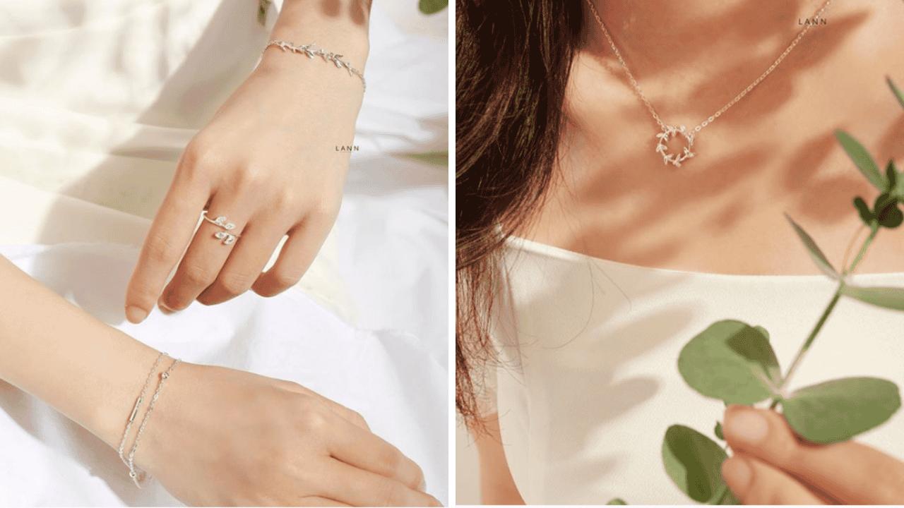 Trang sức là món quà valentine ý nghĩa, thể hiện sự trang nhã.