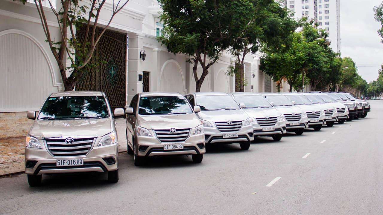 Anh Minh là đơn vị cho thuê xe tự lại Sài Gòn chuyên cho thuê dòng Innova 7 chỗ