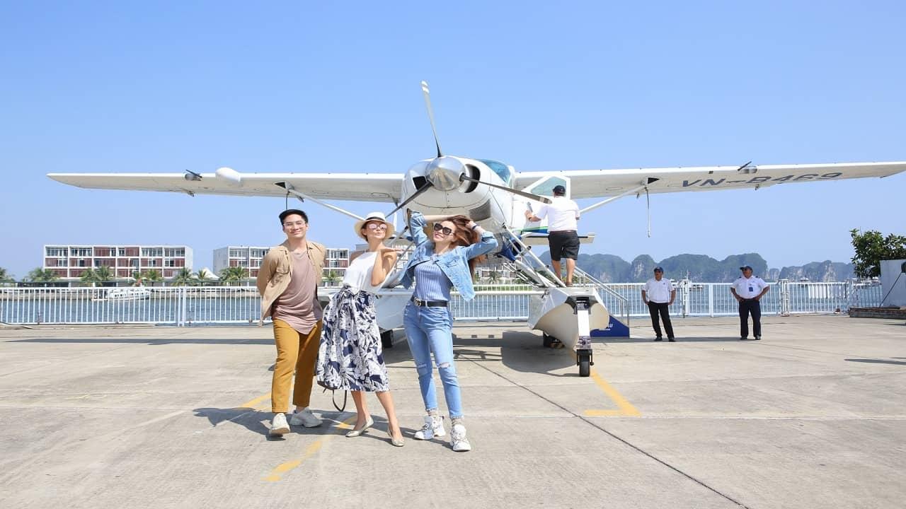 Bay hành trình: Hà Nội - Hạ Long