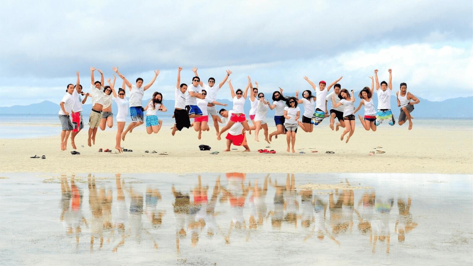 Địa điểm tổ chức team building Phú Quốc lý tưởng