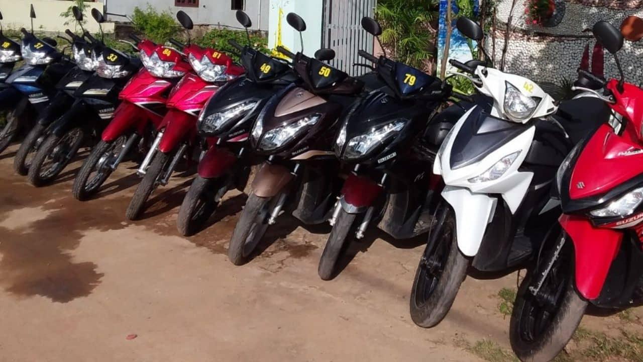 Thuê xe máy Mr Chinh Sapa giá rẻ nhất