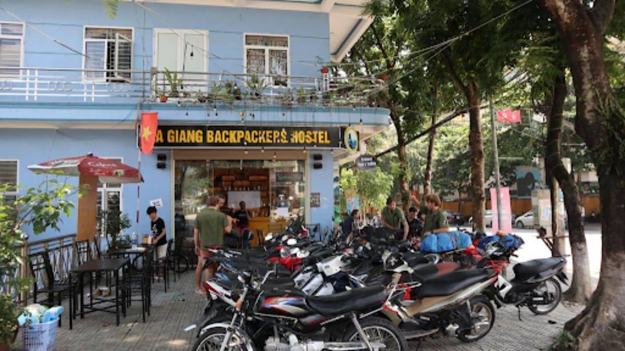 Hà Giang Backpackers địa chỉ cho thuê xe được lựa chọn nhiều nhất