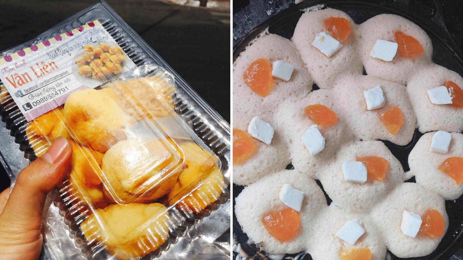 Bánh tại tiệm được làm và đóng gói bán trong ngày nên luôn đảm bảo mềm mịn, không bị khô