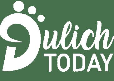 logo dulichtoday white