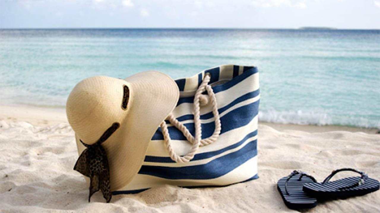 Túi xách đi biển