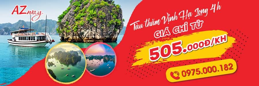 Banner quảng cáo tàu thăm vịnh Hạ Long 4h (900x300)